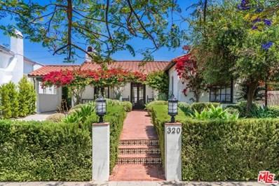 320 N Edinburgh Avenue, Los Angeles, CA 90048 - MLS#: 21728416