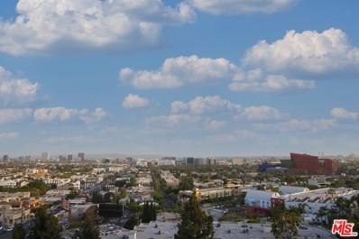 1100 Alta Loma Road UNIT 1206, West Hollywood, CA 90069 - MLS#: 21728704