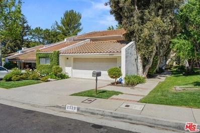 2523 Almaden Court, Los Angeles, CA 90077 - MLS#: 21729064