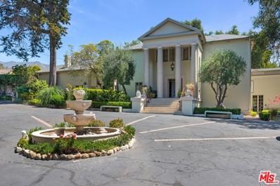 430 Hot Springs Road, Santa Barbara, CA 93108 - MLS#: 21729810