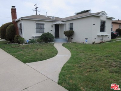 1850 W 92Nd Street, Los Angeles, CA 90047 - MLS#: 21730342