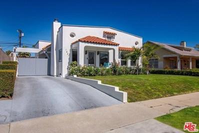 1021 S Ridgeley Drive, Los Angeles, CA 90019 - MLS#: 21730698