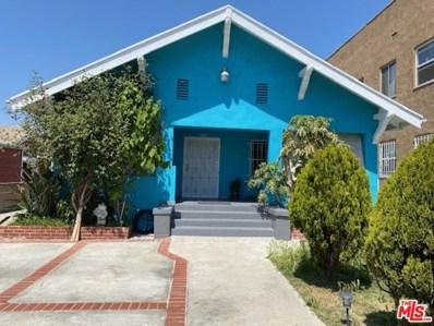 1165 W 39Th Street, Los Angeles, CA 90037 - MLS#: 21731916