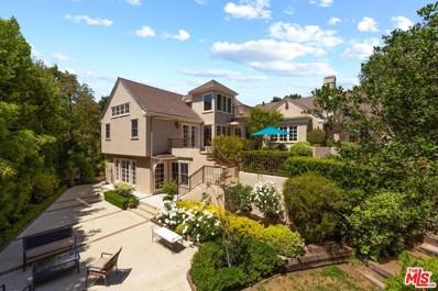 1020 Casiano Road, Los Angeles, CA 90049 - MLS#: 21733492