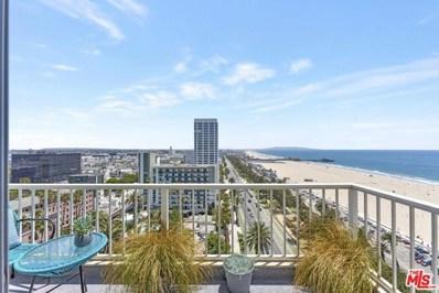 101 California Avenue UNIT 1401, Santa Monica, CA 90403 - MLS#: 21734292