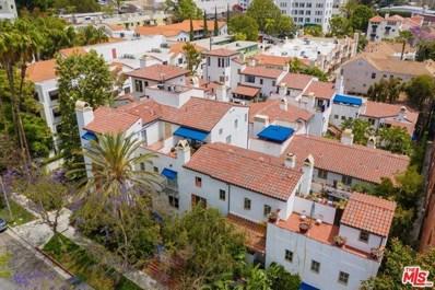 1414 N Harper Avenue UNIT 6, West Hollywood, CA 90046 - MLS#: 21734702