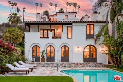 1020 Palisades Beach Road, Santa Monica, CA 90403 - MLS#: 21735730