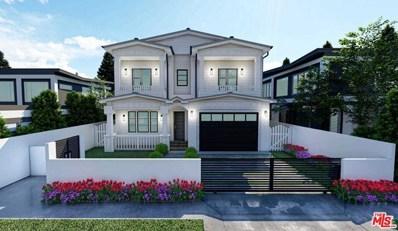 418 N Poinsettia Place, Los Angeles, CA 90036 - MLS#: 21736038