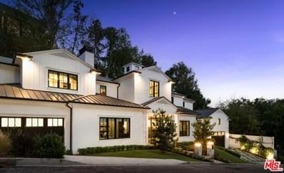 10960 Verano Road, Los Angeles, CA 90077 - MLS#: 21736084