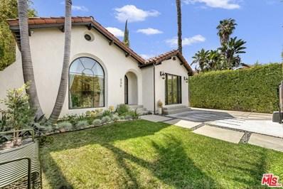 459 N Crescent Heights Boulevard, Los Angeles, CA 90048 - MLS#: 21736342