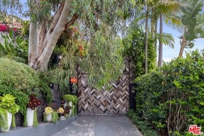 1650 MARMONT Avenue, Los Angeles, CA 90069 - MLS#: 21736630