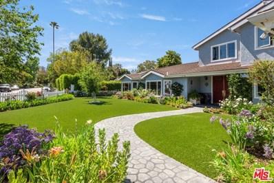 19621 Redwing Street, Tarzana, CA 91356 - MLS#: 21737728