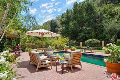 3265 Mandeville Canyon Road, Los Angeles, CA 90049 - MLS#: 21738474