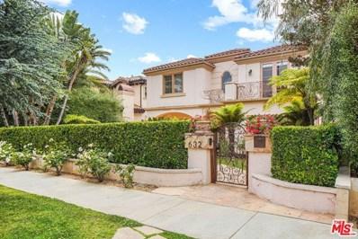 632 16Th Street, Santa Monica, CA 90402 - MLS#: 21741186