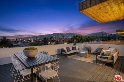 1041 N Spaulding Avenue UNIT 208, Los Angeles, CA 90046 - MLS#: 21741866