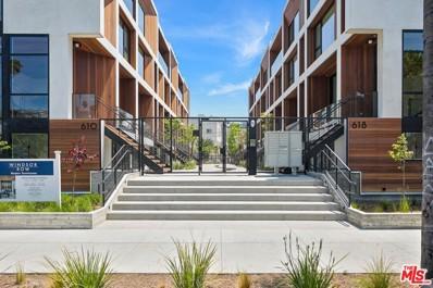 618 S Van Ness Avenue UNIT 2, Los Angeles, CA 90005 - MLS#: 21744454
