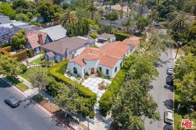 754 S Highland Avenue, Los Angeles, CA 90036 - MLS#: 21744852