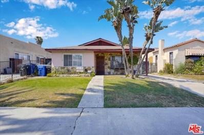 1641 W 70Th Street, Los Angeles, CA 90047 - MLS#: 21745766