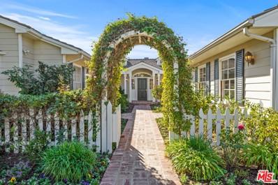 163 GRANVILLE Avenue, Los Angeles, CA 90049 - MLS#: 21746668