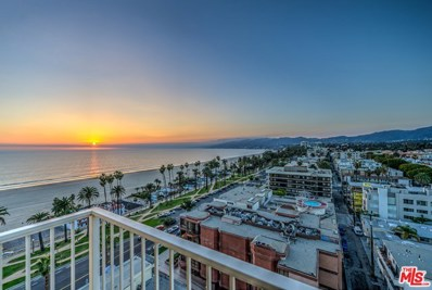101 California Avenue UNIT 1107, Santa Monica, CA 90403 - MLS#: 21747006