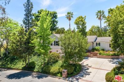 15882 High Knoll Road, Encino, CA 91436 - MLS#: 21748820