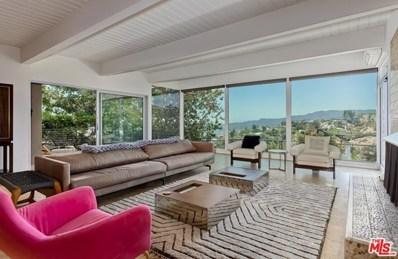 1401 N Tigertail Road, Los Angeles, CA 90049 - MLS#: 21752026