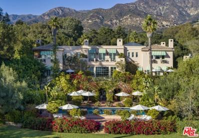 670 Hot Springs Road, Montecito, CA 93108 - MLS#: 21754662