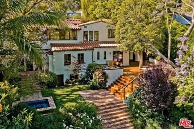 1544 Sunset Plaza Drive, Los Angeles, CA 90069 - MLS#: 21755130