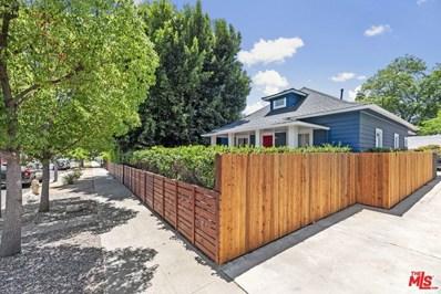 1247 N Hoover Street, Los Angeles, CA 90029 - MLS#: 21757114