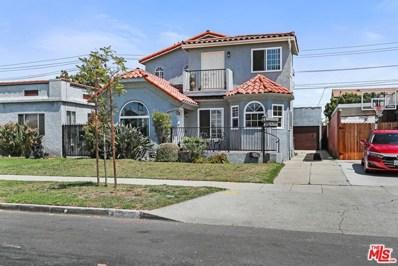 3748 Cimarron Street, Los Angeles, CA 90018 - MLS#: 21757994