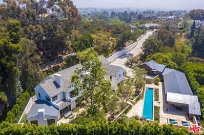 937 Las Lomas Avenue, Pacific Palisades, CA 90272 - MLS#: 21758314