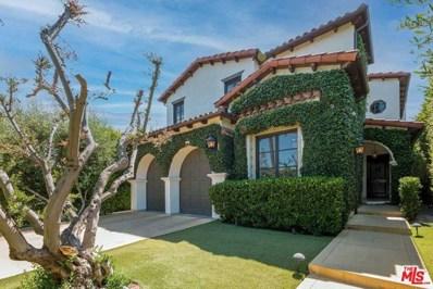 347 N Laurel Avenue, Los Angeles, CA 90048 - MLS#: 21759164