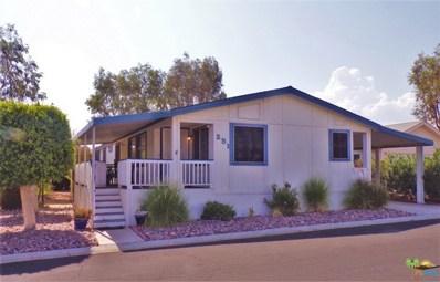 15300 Palm Drive UNIT 251, Desert Hot Springs, CA 92240 - MLS#: 21759174