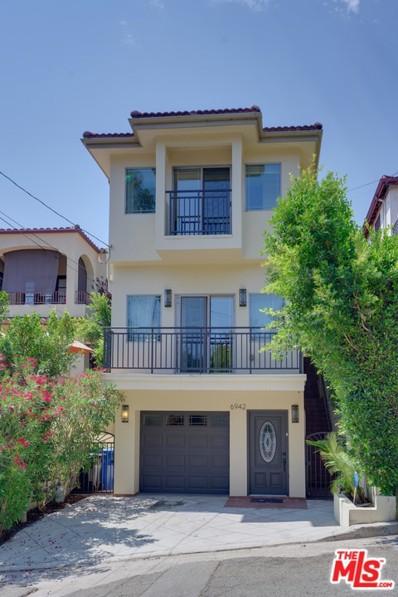 6942 Woodrow Wilson Drive, Los Angeles, CA 90068 - MLS#: 21759572