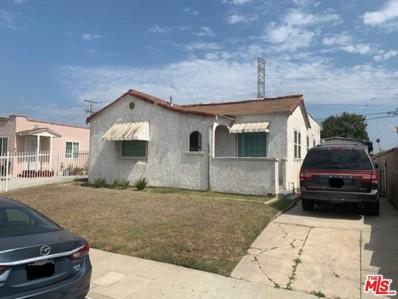 1125 W 99Th Street, Los Angeles, CA 90044 - MLS#: 21759938