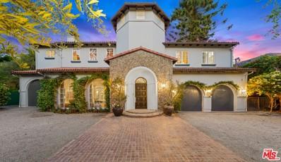 1610 Mandeville Canyon Road, Los Angeles, CA 90049 - MLS#: 21761532