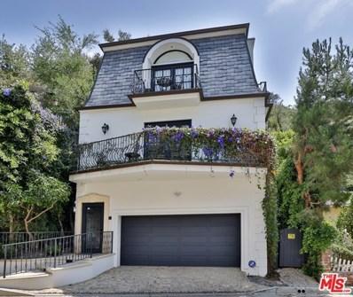 9969 Westwanda Drive, Beverly Hills, CA 90210 - MLS#: 21762292