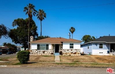 11600 Christopher Avenue, Inglewood, CA 90303 - MLS#: 21762636