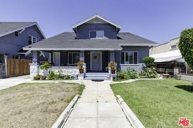 4041 Halldale Avenue, Los Angeles, CA 90062 - MLS#: 21762944
