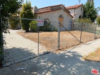 109 S Crescent Heights Boulevard, Los Angeles, CA 90048 - MLS#: 21762960