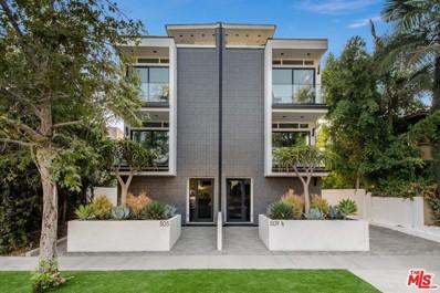 509 N Sycamore Ave, Los Angeles, CA 90036 - MLS#: 21763440