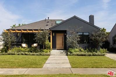 3836 S Muirfield Road, Los Angeles, CA 90008 - MLS#: 21765148
