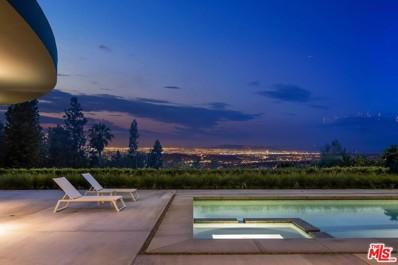 1715 Loma Vista Drive, Beverly Hills, CA 90210 - MLS#: 21765522