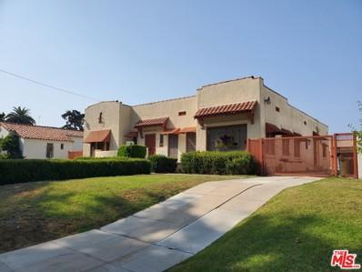 3411 Country Club Drive, Los Angeles, CA 90019 - MLS#: 21765596