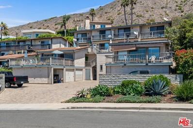 11861 Ellice Street UNIT F, Malibu, CA 90265 - MLS#: 21768516
