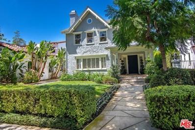 635 N Mccadden Place, Los Angeles, CA 90004 - MLS#: 21769002