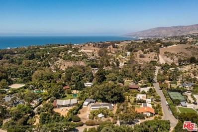 6225 Bonsall Drive, Malibu, CA 90265 - MLS#: 21769648