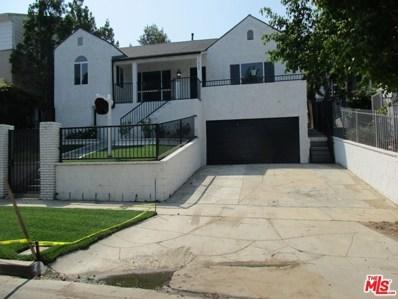 1309 S Mansfield Avenue, Los Angeles, CA 90019 - MLS#: 21772176