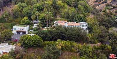10048 Cielo Drive, Beverly Hills, CA 90210 - MLS#: 21773750
