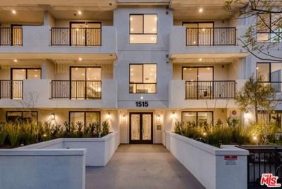 1515 S HOLT Avenue UNIT 204, Los Angeles, CA 90035 - MLS#: 21775928